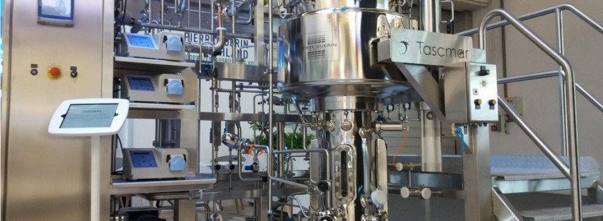 UniferteX at ACHEMA –  the world summit for chemical engineering, process engineering and biotechnology