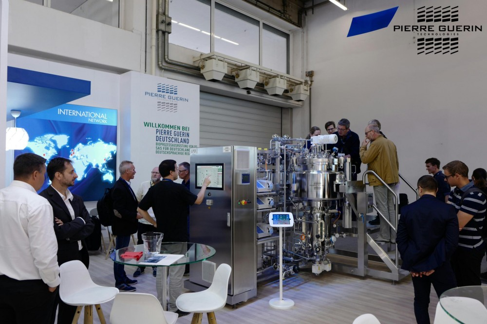 UniferteX at ACHEMA – the world summit for chemical